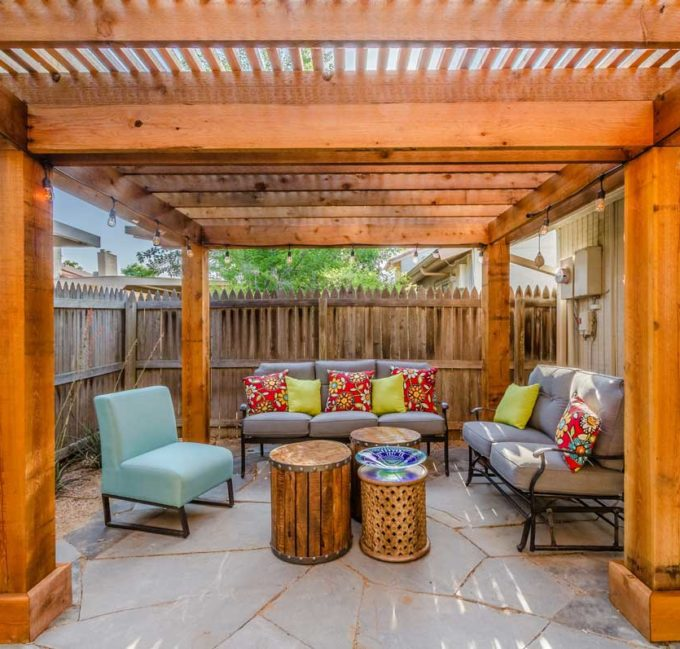 Dallas, Texas Outdoor Living