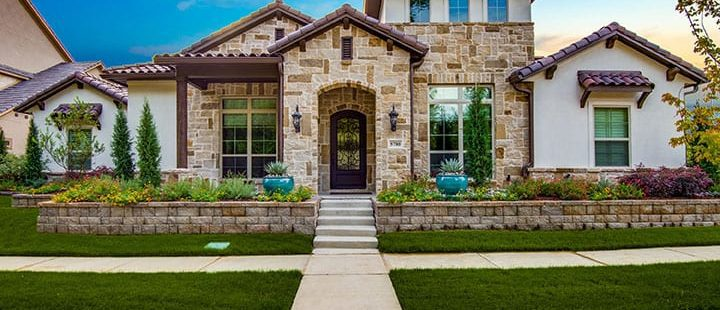 Frisco, Texas Landscape Contractors