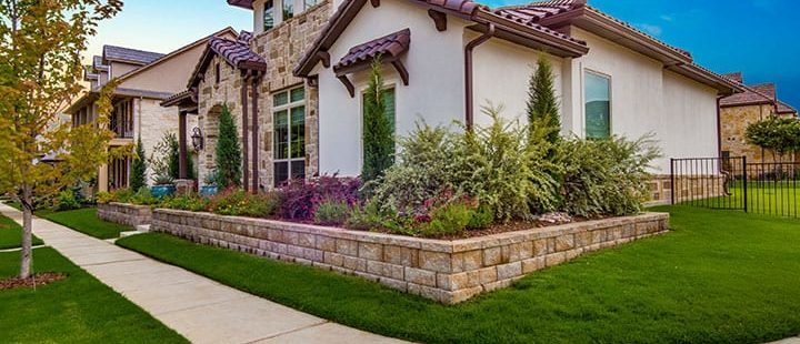Dallas, Texas Landscape Design