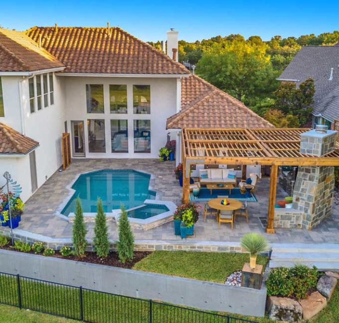Frisco, Texas Outdoor Living