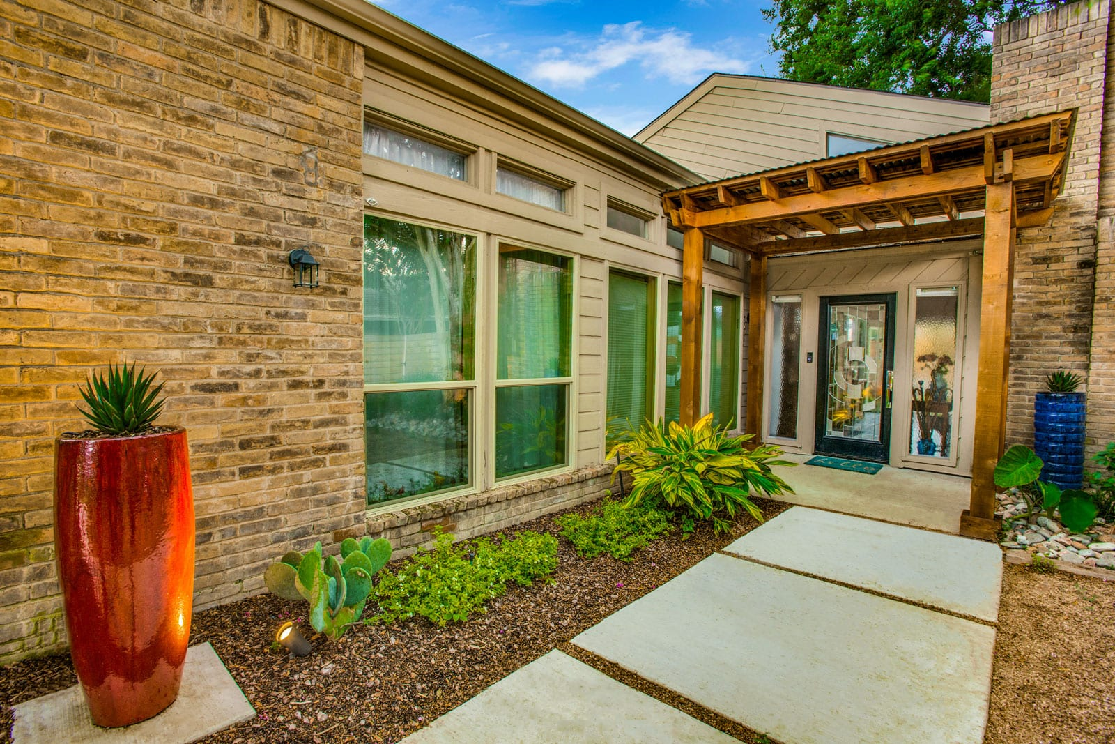 Dallas, Texas Sustainable Landscaping