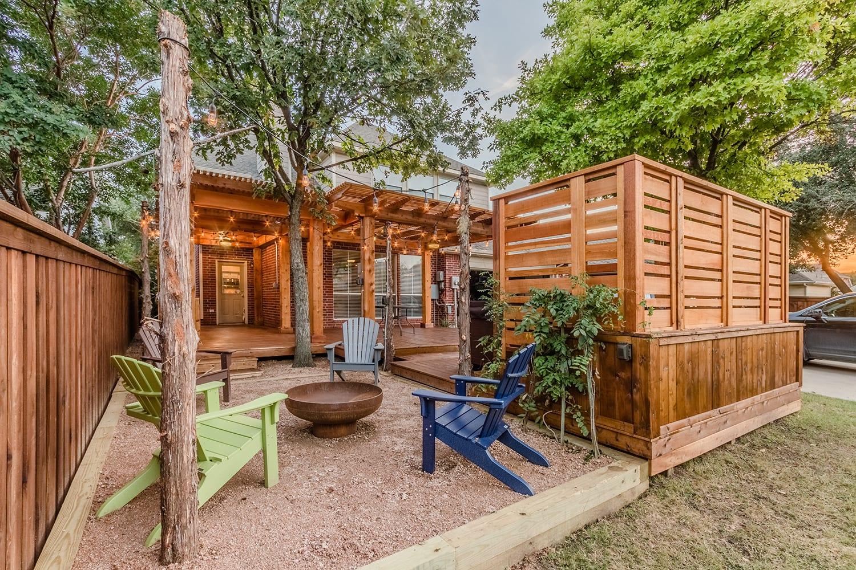 Landscape Construction Company Transforming Dallas Tx Homes