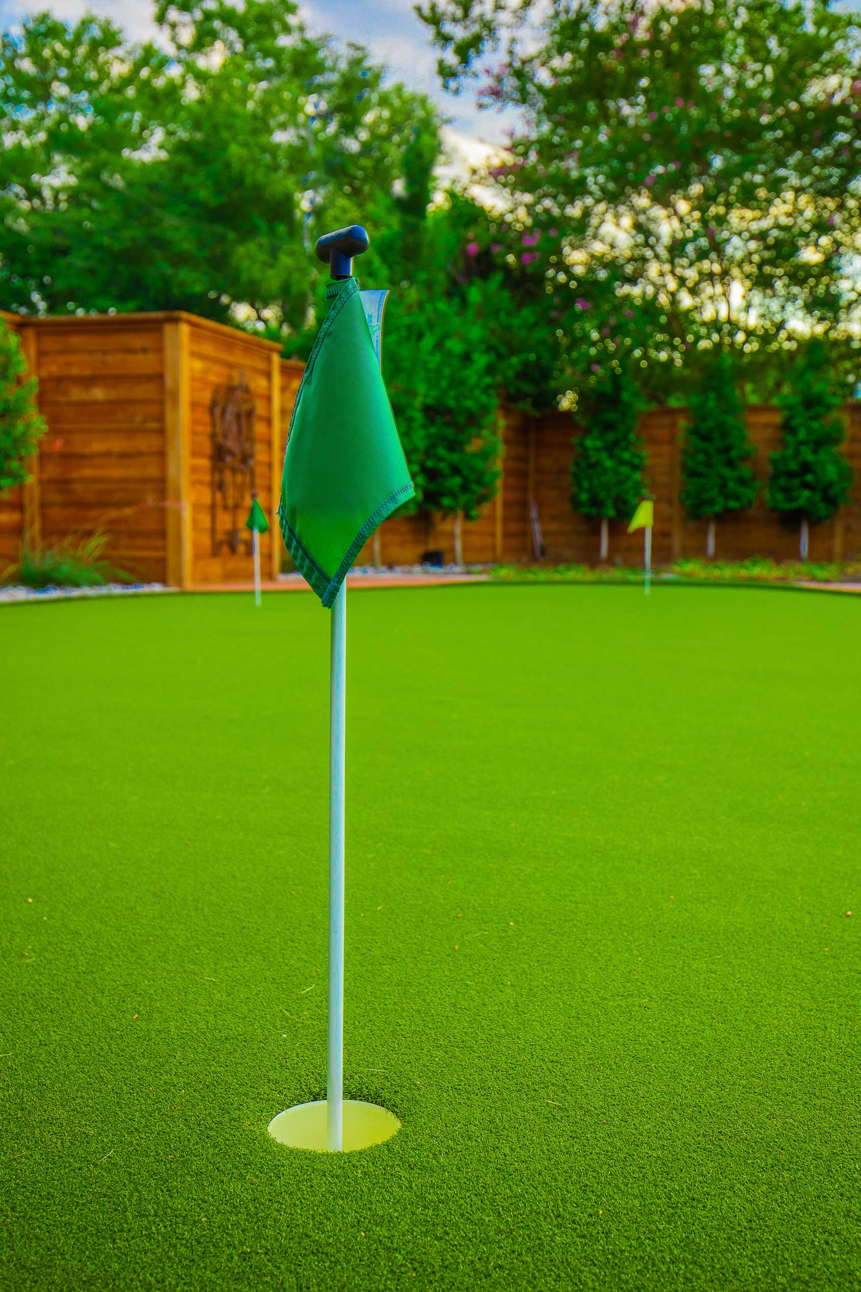 dallas-tx-putting-green-installation