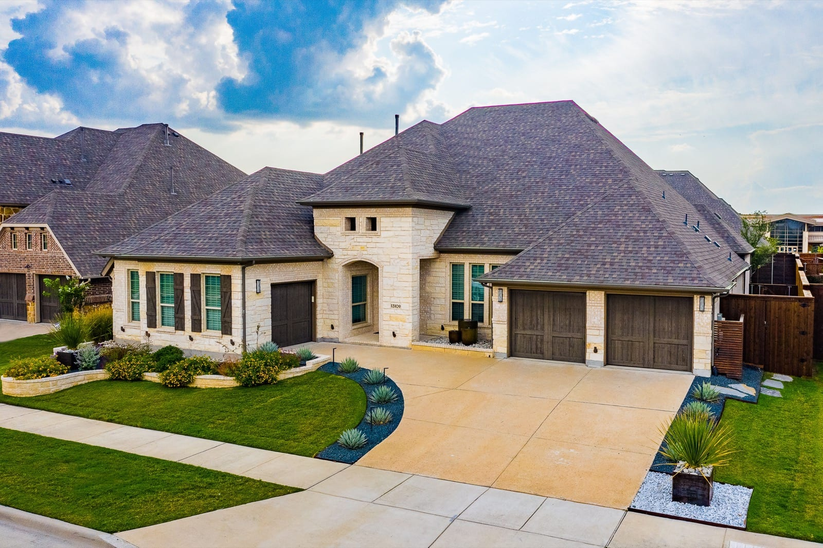 Front Yard Design Services for Dallas, Texas
